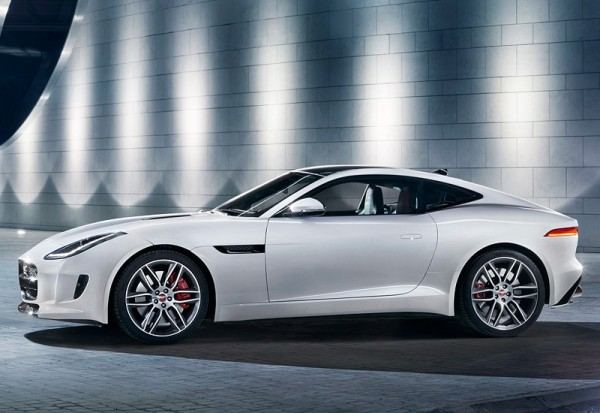 "The awesome Jaguar F-Type Coupe ""R"""