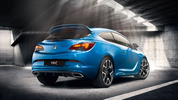 Vauxhall mark 10 years of their high performance VXR brand     (Pic: Vauxhall Motors)