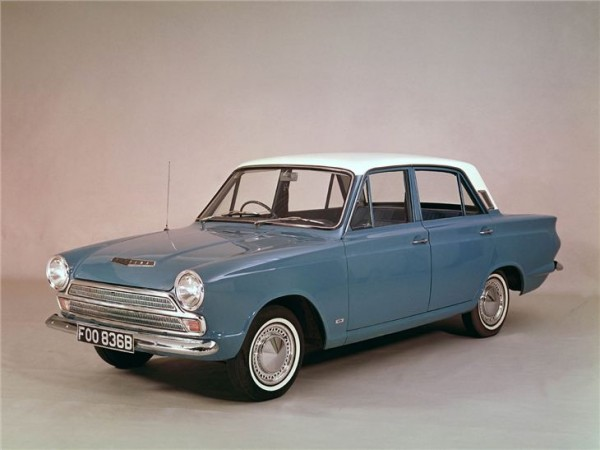 The Cortina Mk1 proved that a bigger car need not cost more to develop or build than a smaller one.