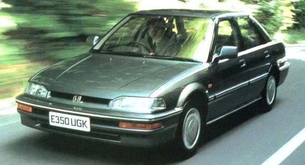 Honda launched the Concerto, that was also well received. Though it never held a candle to the R8 in terms of popularity and image.