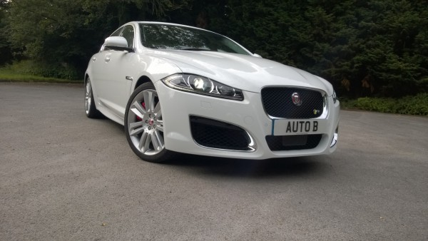 """The pretty looking 20"""" alloys feature the term """"supercharged"""" on the hub caps. Superb handling and grip is allied to a very good ride compromise."""