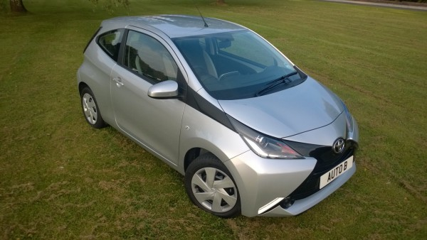 Toyota Aygo 1.0 X-Play - A playful little thing in a crowded marketplace. Does it have what it takes to stand out?