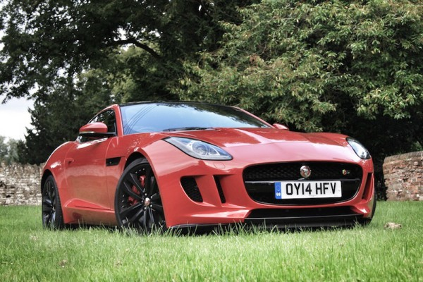 The Jaguar F-Type Coupe S - Munching the miles or clinging to the curves, its a damn fine weapon.