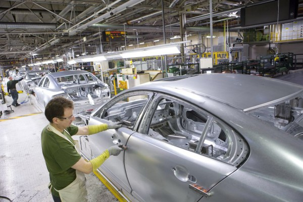 New cars are bringing new opportunities at Jaguar Land Rover.
