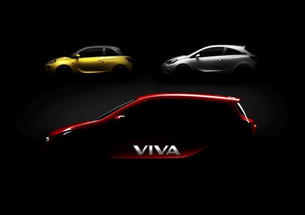 A new entry level no frills car from Vauxhall with a familiar name - VIVA!