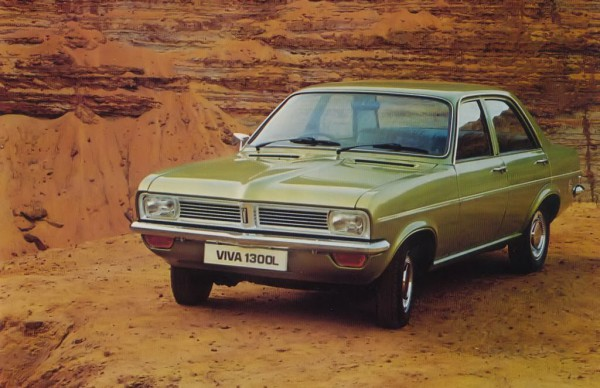 The original Viva was produced in Ellesmere Port which now produced the Astra - Viva went to sell over 1.5 million units in the 60's & 70's