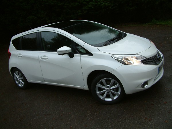 The Nissan Note Acenta Premium 1.2 DIG-S