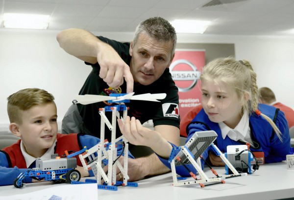 Get `em hooked when young - Nissan have expanded their Schools Engagement programme - bringing the best out of creative minds!
