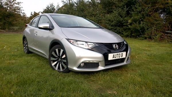 The Civic SE Plus 1.8 Auto