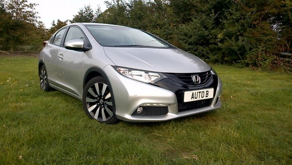 The Civic SE Plus 1.8 Auto