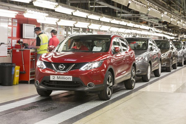 Designed, engineered and produced in the UK for the European market, the Qashqai has been a massive hit with the motoring public.