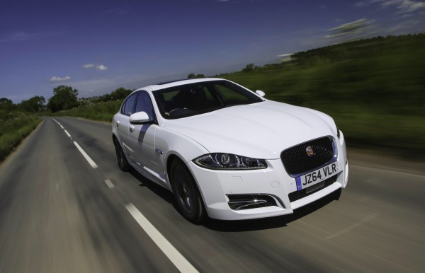 Some new trim levels and equipment revisions keep the XF competitive.