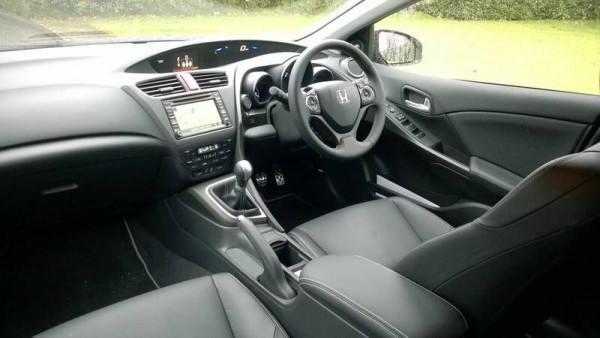 Interior is well made and very refined. Leather is standard as is dual zone climate but some controls are fiddly and awkward. Head unit is very complicated to operate on the move but the sat-Nav and audio sound quality are both excellent.