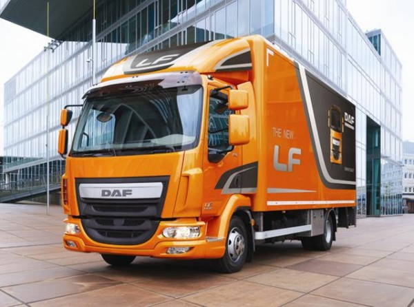 The Cummins long standing relationship with truck British truck building exists to this day. DAF Trucks who assemble vehicles in Leyland Lancs are Cummins Darlington's biggest customer - Image: Leyland Trucks Ltd / PACCAR