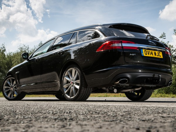 Is this Grace, Pace & Space personified? The Jaguar XF Sportbrake Portofolio S 3.0D