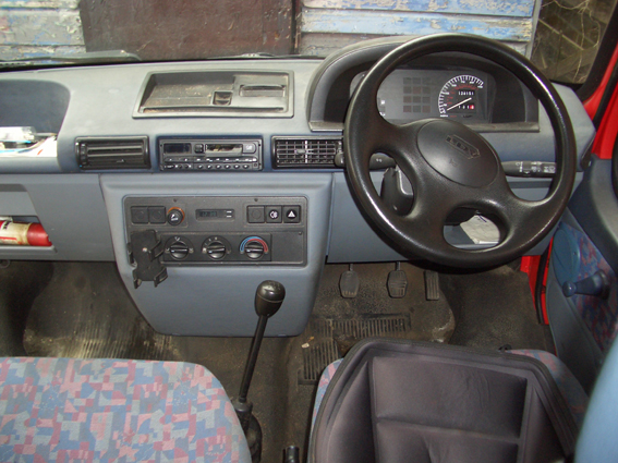 I spy with my little eye: FX4 Taxi instruments, Montego heater panel, Maestro switches, Rover 800 vents and stalks, Austin Metro window winders, Asustin Maxi door release............