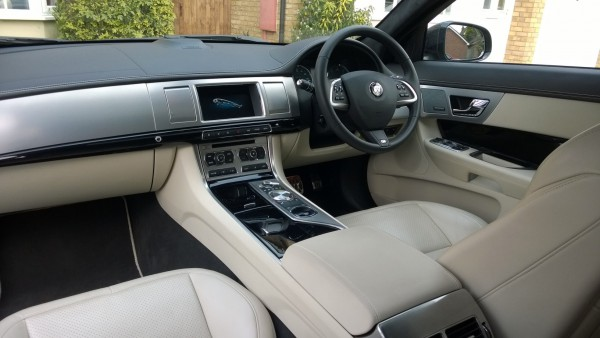 The Sportbrake has a safe and inviting interior that's well equipped and smells as good as it looks. Needs a little nip and tuck here and there but boy... is it refined and comfortable.