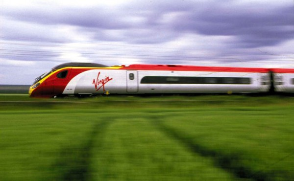 Will East Coast see tilting Pendolino's replacing the Class 91s under the wires? Whatever happens, trains for the non electrified routes will become brand new Hitatchi units built in the UK so time might be ticking away for the HST. Image: Virgin Trains