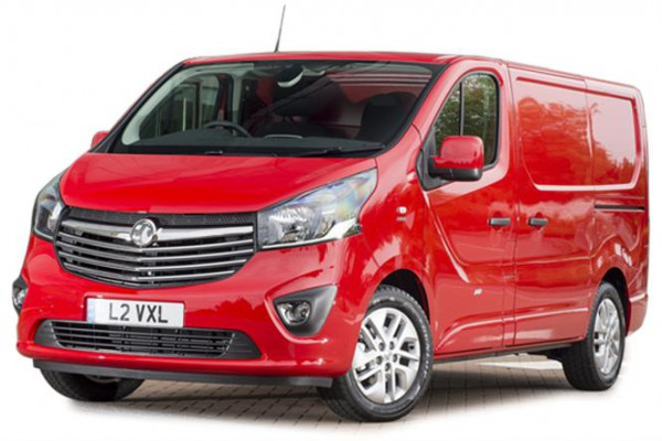 Vauxhall Vivaro - Britain's only mass produced van - And a damn fine product too!