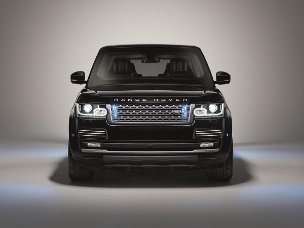 A Range Rover you can truly have a blast in? The armoured Sentinel is revealed.