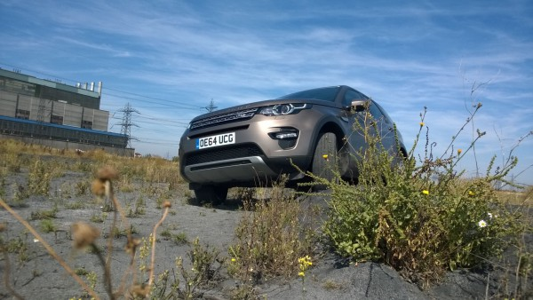 Disco Sport seems pretty capable off the road too. Only limited by its tyre equipment it seems.