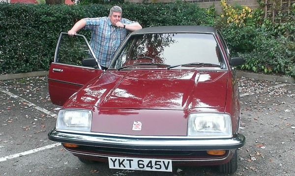 A car I have loved since a child. The Vauxhall Cavalier has turned 40.
