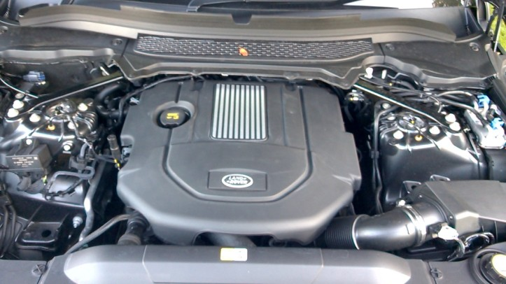The 3.0 V6 Turbo D offers great performance for the sheer bulk of the car. 40mpg is easy to achieve and emits a credible 182G/Km of Co2. Its copy book is only blotted by too much visible pipework and wiring - a touch messy to the eye.