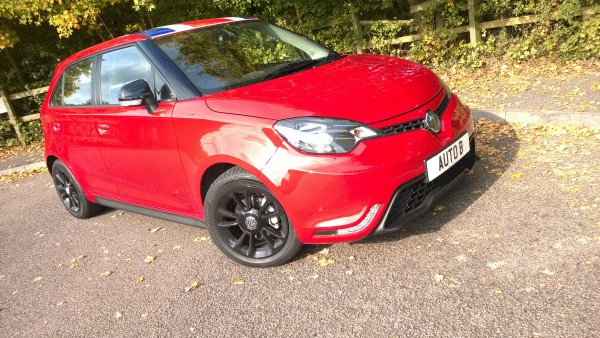 From just over £8300 to a quid shy of £10,000 the MG3 offers a staggering fold of fun for your money... I have my reservations though!