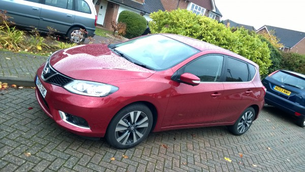 Plain but smart in side and out yet great to drive. The £22,245 Pulsar dCi Tekna