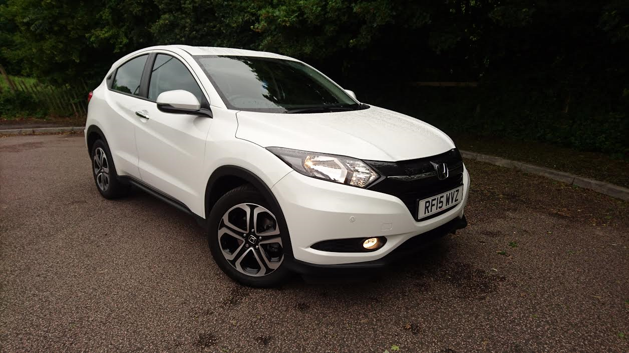 Time Well Spent Honda HR V I DTEC SE 7 10 Autobritannia