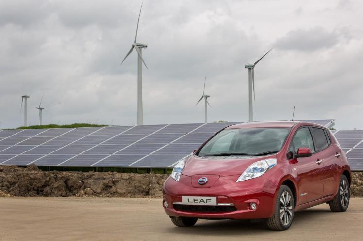 Nissan Solar