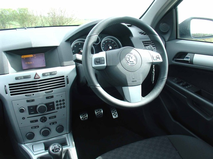 Your Cars: Tim Burgess – Vauxhall Astra (H) 1.6 SRi Sport Hatch ...
