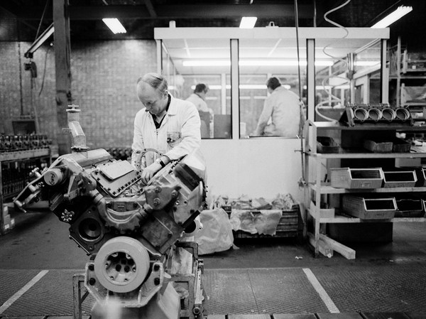Cummins Engines. 8th May 1980.