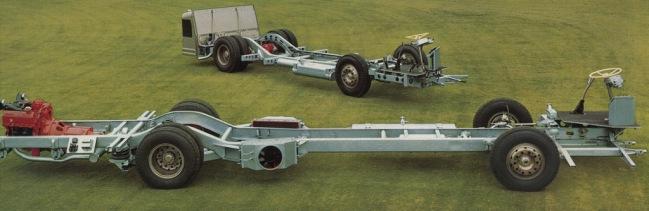 roadliner and fleetline