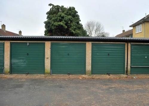 council garage